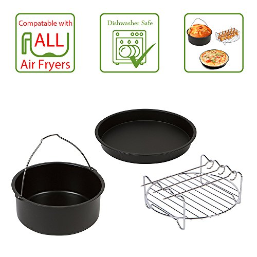 Universal Piece Fryer Accessory Pack