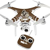 Skin For DJI Phantom 3 Standard – Got Dirt | MightySkins Protective, Durable, and Unique Vinyl Decal wrap cover | Easy To Apply, Remove, and Change Styles | Made in the USA