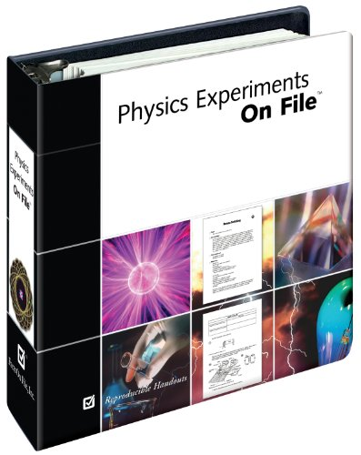 Physics Experiments on File
