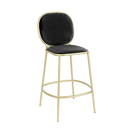 Astounding Amazon Com Huyp Bar Stools Makeup Stool Cafe Metal Chair Creativecarmelina Interior Chair Design Creativecarmelinacom