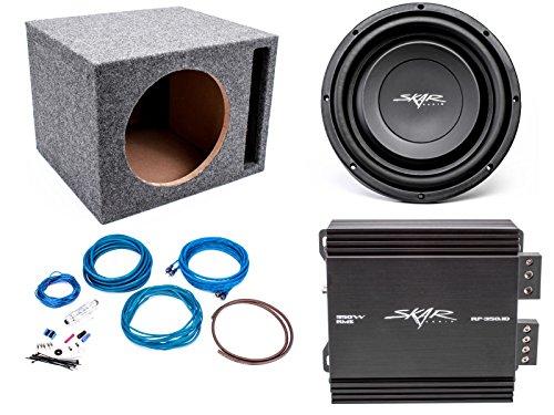 skar audio single 10 ev 10 s2 400 watt bass package includes rh carelectronics laseille com Skar Audio Zvx 18 skar audio wiring diagram