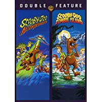 Scooby-Doo and the Alien Invaders / Scopby-Doo on Zombie Island