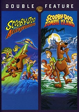 Amazon.com  Scooby-Doo and the Alien Invaders   Scooby-Doo on Zombie ... ef9660a03