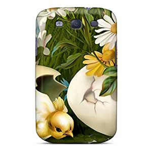 Hot Easter Happening First Grade Tpu Phone Case For Galaxy S3 Case Cover