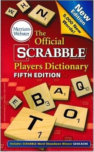 'DOCX' Official Scrabble Players' Dictionary. already rosada forma tener Dorien heart Petrol