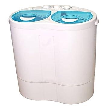 Ecowell Lavadora Mini con la deshidratación de ropa, prendas de vestir, toallas 4.4 Libras: Amazon.es: Hogar