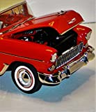 1955 Chevy Chevrolet 1 Vintage Bel Air Concept