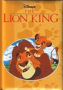Paperback The Lion King Souvenir Bouchure Book
