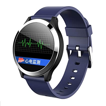 Amazon.com: GFFG Smart Watch Fitness Tracker with EEG+ECG ...