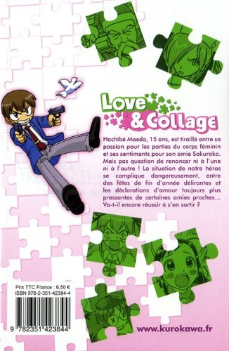 love & collage t.9