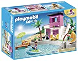 PLAYMOBIL Luxury Beach House Playset