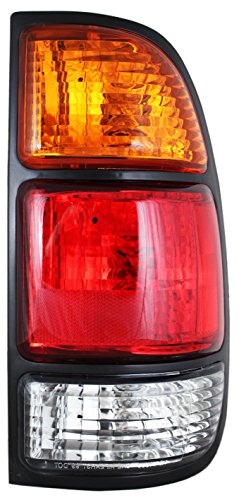 Toyota Tundra 00-06 Right Rh Rear Brake Taillight Taillamp New Lens & (Toyota Tundra New Car)