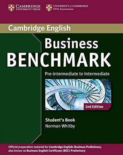 B1 Business Preliminary (BEC Preliminary) Resources — BEC