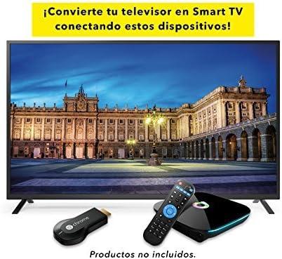 Televisores led 4K Ultra HD 55