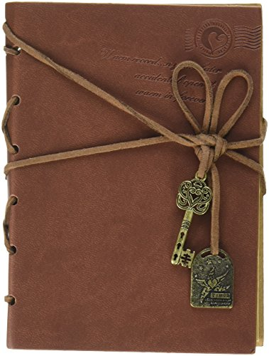 OliaDesign Diary String Leather Notebook product image
