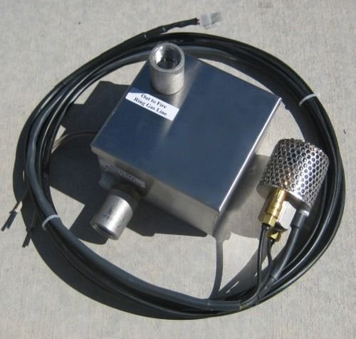 Automated Fire Electronic Ignition System On Water Surface