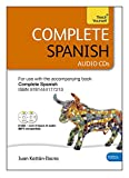 Complete Spanish (Learn Spanish with Teach Yourself): Audio Support: New edition (Teach Yourself Complete)