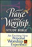 Praise and Worship Study Bible NLT, Tyndale House Publishers Staff, 0842333371