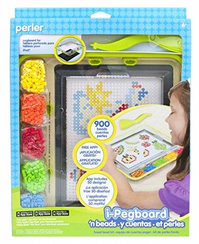 Perler I Pegboard Tablet Accessory Starter