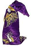 Minnesota Vikings Purple Soft Polyester Decorative Bandana Scarf