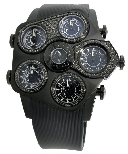 Jacob-Co-Jumbo-Grand-JGR5-28-Black-PVD-525mm-215Ct-Black-Diamond-Watch