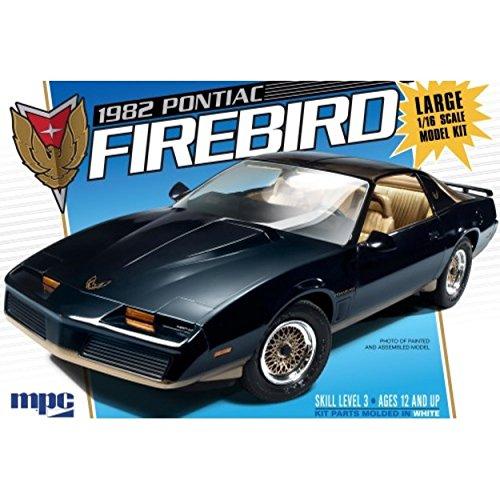 MPC 858 1/16 1982 Pontiac - Firebird Car Pontiac
