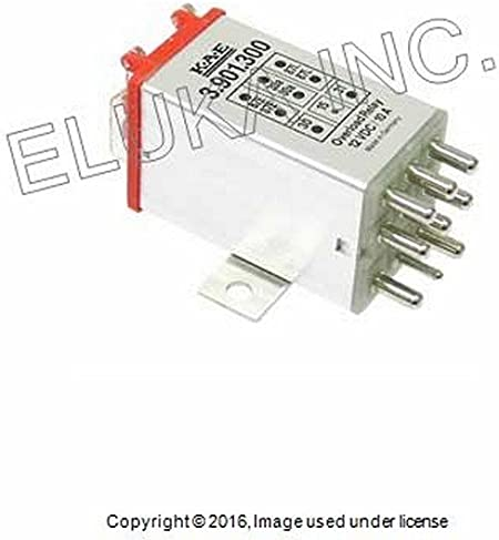 Engine Overload Relay for Mercedes-Benz Vehicles OEM# 201-540-30-45 Heavy Duty