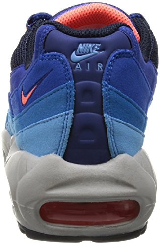 Photo NIKE Premium Running Men's 95 Blue Royal Max University Mango Shoe Air Bright Blue Game IqrawIz