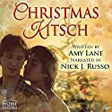 Christmas Kitsch Audiobook by Amy Lane Narrated by Nick J. Russo