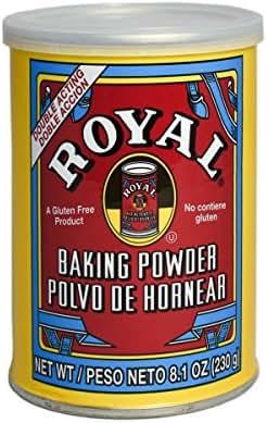 Baking Powder: Royal Baking Powder