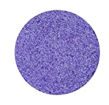 Colored Sand for Crafts   Lavender Sand   for Wedding Sand Ceremonies, Fairy Gardens, Terrariums, or Any Craft   (2 Pound)   Plus Free Nautical Ebook by Joseph Rains