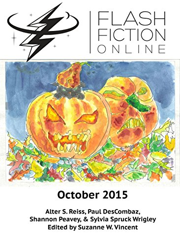 Flash Fiction Online - October 2015