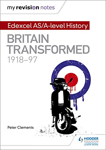 Amazon com: My Revision Notes: Edexcel AS/A-level History: Britain