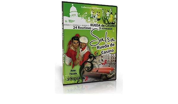 Amazon.com: Elegua: Rueda de Casino 24 routines 3 levels: videosalsa.com: Movies & TV