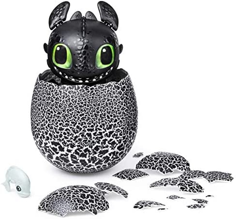 Dreamworks Dragons Hatching Toothless Interactive product image