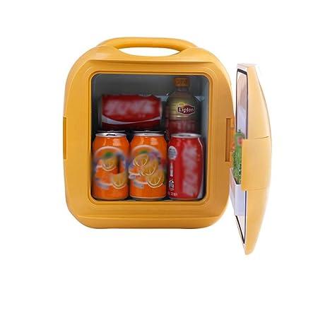 HNFYJQ Refrigerador para Autos, refrigerador y congelador de Gran ...