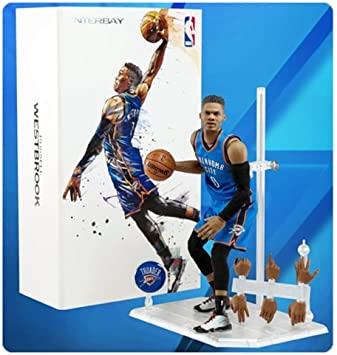 NBA Collection Motion Masterpiece Actionfigur 1/9 Russell ...