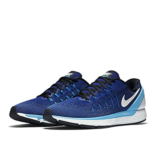 Nike Air Herren Zoom Odyssey 2 Laufschuhe Azul (deep Blue Royal / Vertice Bianco-blu Bagliore)