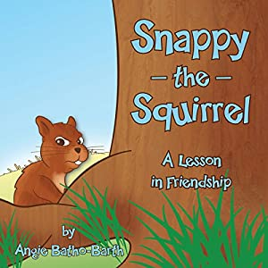 Snappy the Squirrel Audiobook