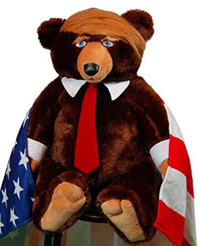 Trumpy Bear Limited Edition – 22 Inches