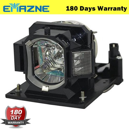 Emazne DT01411 Projector Replacement Compatible Lamp with Housing for Hitachi CP-A352WN Hitachi CP-AW2503 Hitachi CP-AW3003 CP-AW3005 CP-AW3019WNM Dukane 456-8109 Dukane ImagePro 8115 ()