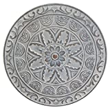 Stratton Home Decor S02382 Medallion Wall Decor For Sale