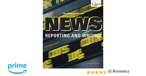 Workbook customizable handwriting worksheets : News Reporting and Writing: 9781457653544: Communication Books ...