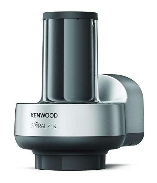 Kenwood aw20010015 Spiralizer, Silver: Amazon.es: Hogar