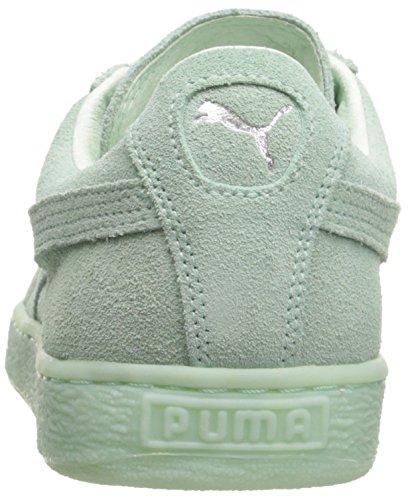 Suede Ref Bay Iced PUMA Mono puma Women's Silver Classic 7gxnOfq