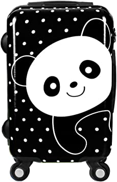 Suitcase Cute Childrens Luggage Suitcase Childrens Suitcase Panda Trolley Case