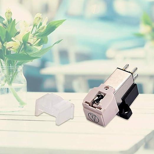 Healifty - Tocadiscos con cartucho magnético y aguja de vinilo ...