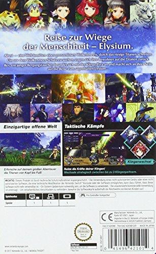 Xenoblade Chronicles 2 Nintendo Switch Amazonde Games