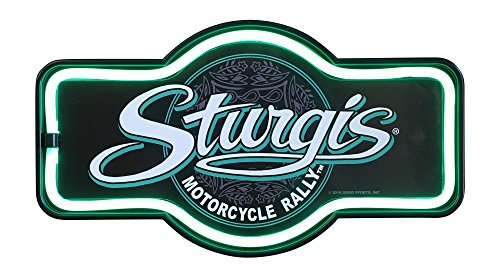Sturgis Motorcycle Rally LED Neon Light Rope
