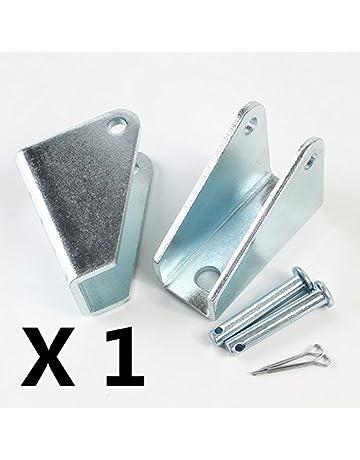 86 moteur pas /à pas support en aluminium en forme de L support de montage en alliage daluminium pour moteur pas /à pas NEMA 34 86 mm